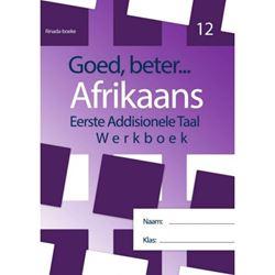 Picture of Goed Beter Afrikaans Graad 12 Werkboek