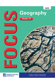Picture of Focus Geography Grade 12 Learner's Book