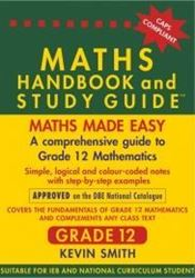 Picture of Maths Handbook and Study Guide Grade 12