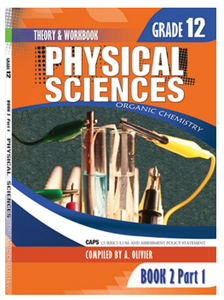 Picture of Amaniyah Physical Sciences Grade 12 Book 2 Part 1