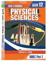 Picture of Amaniyah Physical Sciences Grade 12 Book 2 Part 2