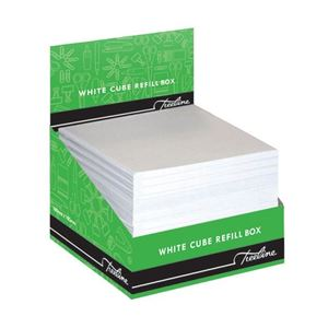 Picture of White Cube Refills 100 x 100mm