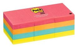 Picture of 3M Post It Notes #653 38x50 Assorted Colours