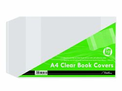 Picture of A4 Adjustable Book Covers 120 Micron - 10's