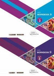 Picture of ABC of Mathematics Grade 3 Set of Workbooks