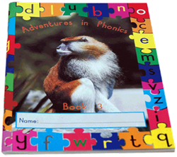 Picture of Adventures in Phonics 3
