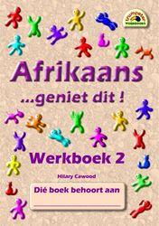Picture of Afrikaans - geniet dit! - Werkboek 2