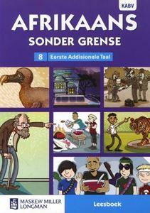 Picture of Afrikaans Sonder Grense Leesboek FAL Graad 8