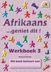 Picture of Afrikaans - geniet dit! Werkboek 3