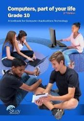 Picture of Computers, part of your life – Grade 10; CAT 2nd Ed