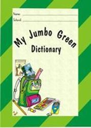 Picture of My Jumbo Green Dictionary