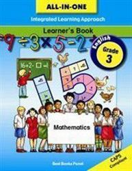 Picture of All-in-one Integrated Learning Approach Mathematics Grade 3