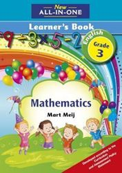 Picture of New All-in-one Mathematics Grade 3
