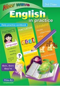 Picture of New Wave English in Practice 3rd Class