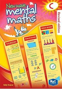 Picture of New Wave Mental Maths - Book C (Revised Edition)
