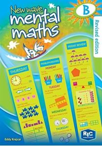 Picture of New Wave Mental Maths - Book B