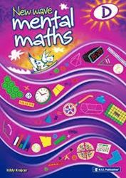 Picture of New Wave Mental Maths - Book D