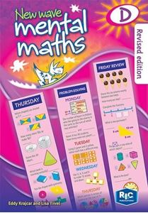 Picture of New Wave Mental Maths - Book D - Revised Edition