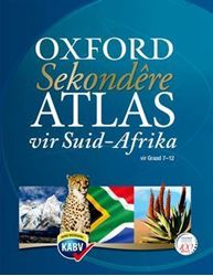 Picture of Oxford Sekondere Atlas vir Suid Afrika (CAPS revision)