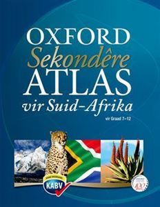 Picture of Oxford Sekondere Atlas vir Suid Afrika (CAPS revision)