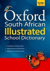 Picture of Oxford South African Illustrated School Dictionary