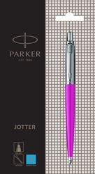 Picture of Parker Jotter Limited Edition Pink Ball Pen Blue Ink