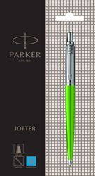 Picture of Parker Jotter 60th Green Ball Pen Blue Ink
