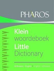 Picture of Pharos Klein woordeboek/Little Dictionary - Bilingual Dictionary