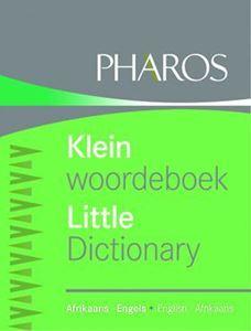 Picture of Pharos Klein woordeboek/Little Dictionary - Bilingual Dictionary