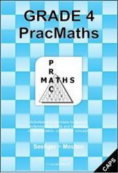 Picture of PracMath Gr 4