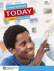 Picture of Social Sciences Today Grade 8 Learner's Book