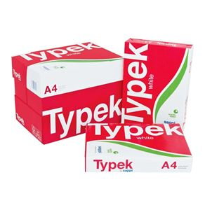 Picture of Typek A4 80gsm Paper Ream