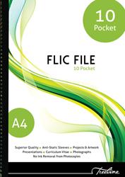 Picture of Treeline Flic File - 10 Pocket