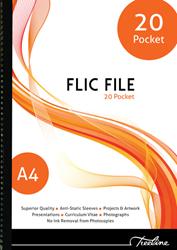 Picture of Treeline Flic File - 20 Pocket