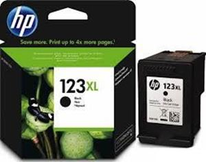 Picture of HP 123XL Black Ink Cartridge (DISCONTINUED)