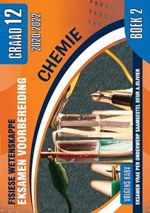 Picture of Amaniyah Eksamen Voorbereidings Boek Graad 12:  Chemie
