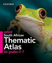 Picture of Oxford South African Thematic Atlas for Grade 4-7