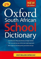 Picture of Oxford South African School Dictionary 4th edition