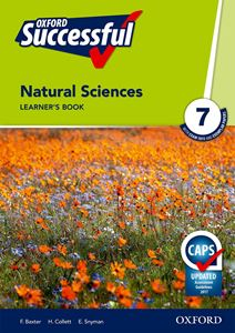 Picture of Oxford Successful Natural Sciences Grade 7 Learner's Book