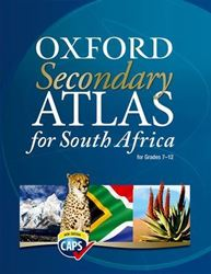 Picture of Oxford Secondary Atlas for South Africa (CAPS revision)
