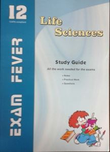 Picture of Exam Fever Life Sciences Gr 12