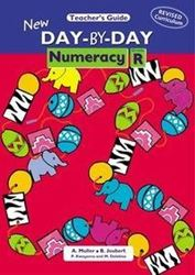 Picture of New Day-by-Day Numeracy Grade R Teachers Guide