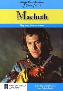 Picture of Macbeth: Grade 12 - Play and study notes