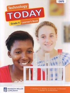 Picture of Technology Today Grade 9 Learner's Book
