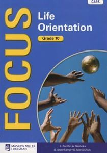 Picture of Focus life orientation Gr 10