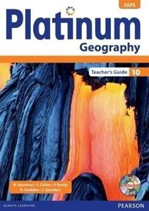 Picture of Platinum Geography Grade 10 Teachers Guide