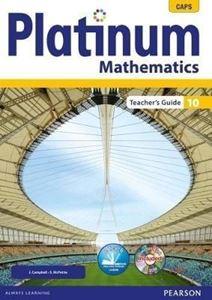 Picture of Platinum Mathematics Grade 10 Teachers Guide