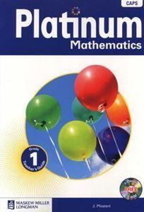 Picture of Platinum Mathematics Grade 1 Teachers Guide