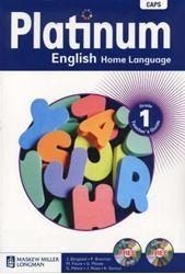 Picture of Platinum English Home Language Grade 1 Teachers Guide