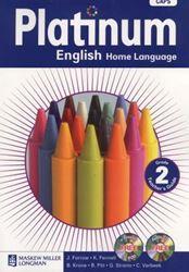 Picture of Platinum English Home Language Grade 2 Teachers Guide